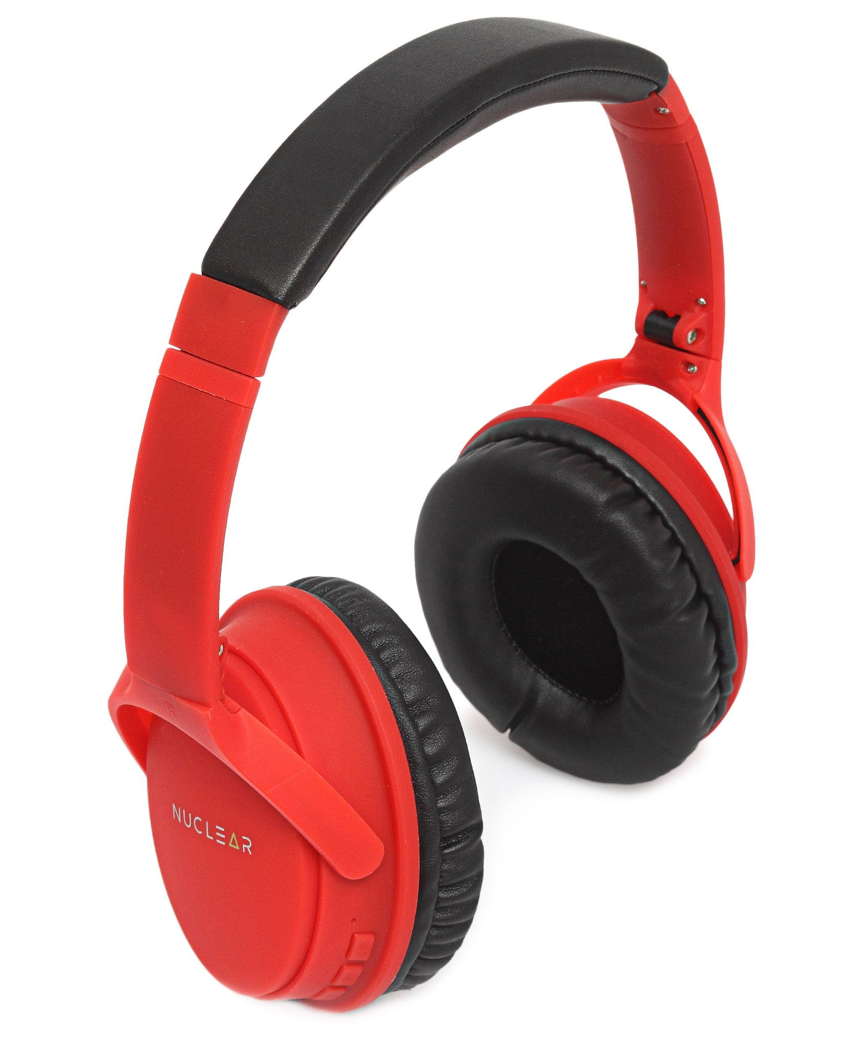 Bluetooth Wireless Headphones - Red