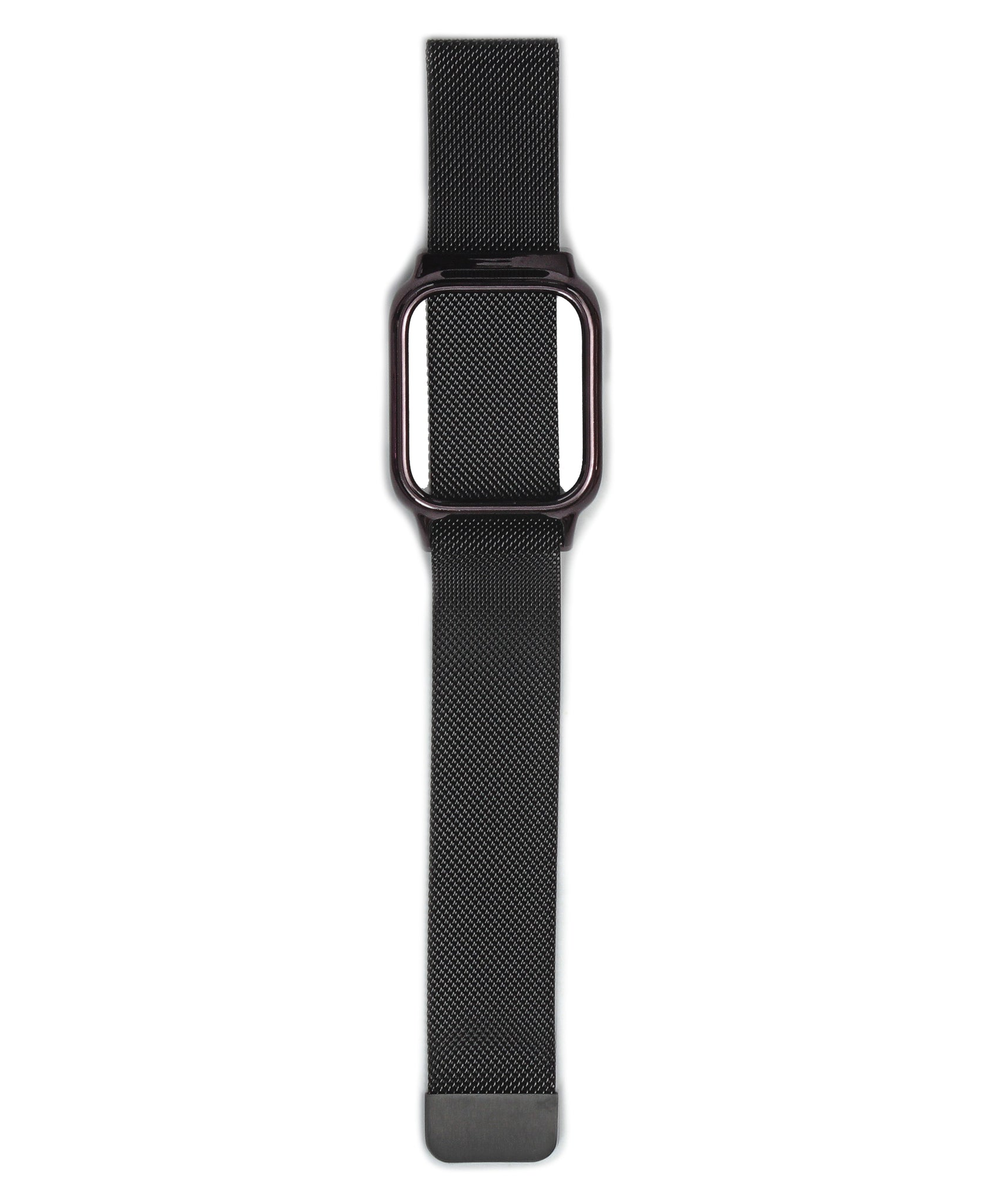 40mm Apple Watch Band With Cover - Black