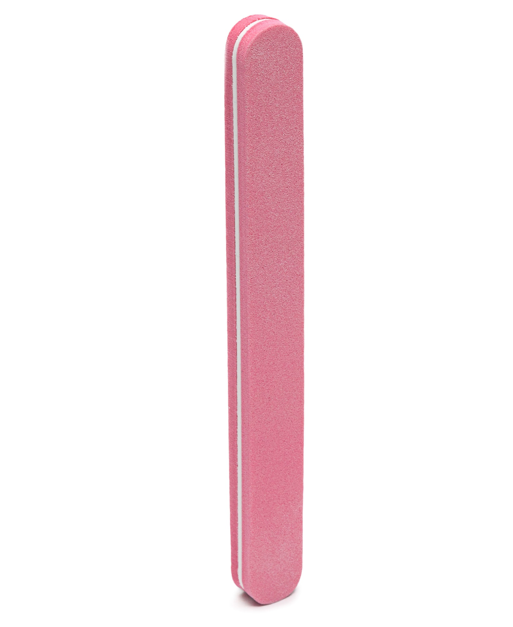 Flexible Sponge Nail Buffer - Pink
