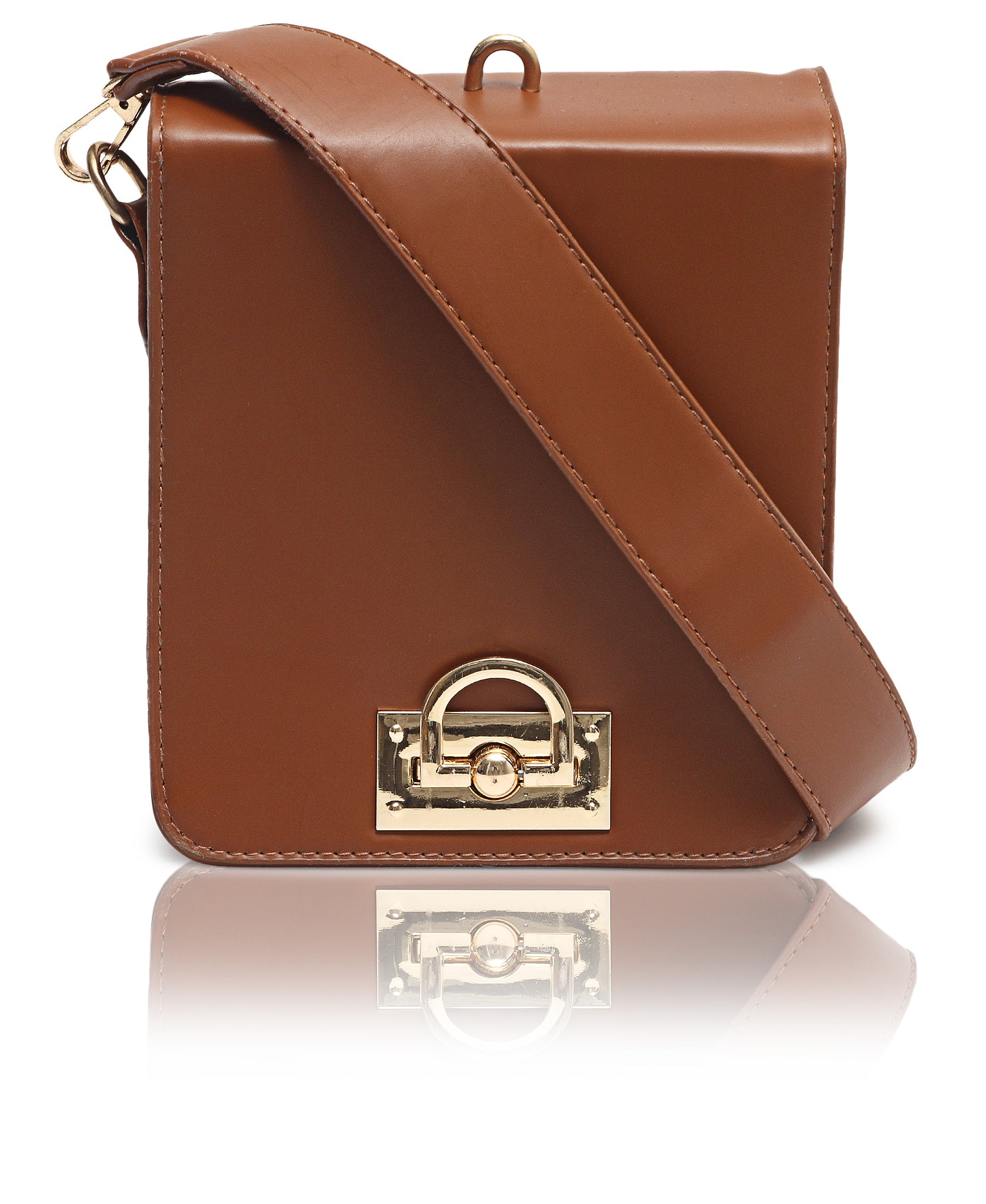 Crossbody Bag - Tan