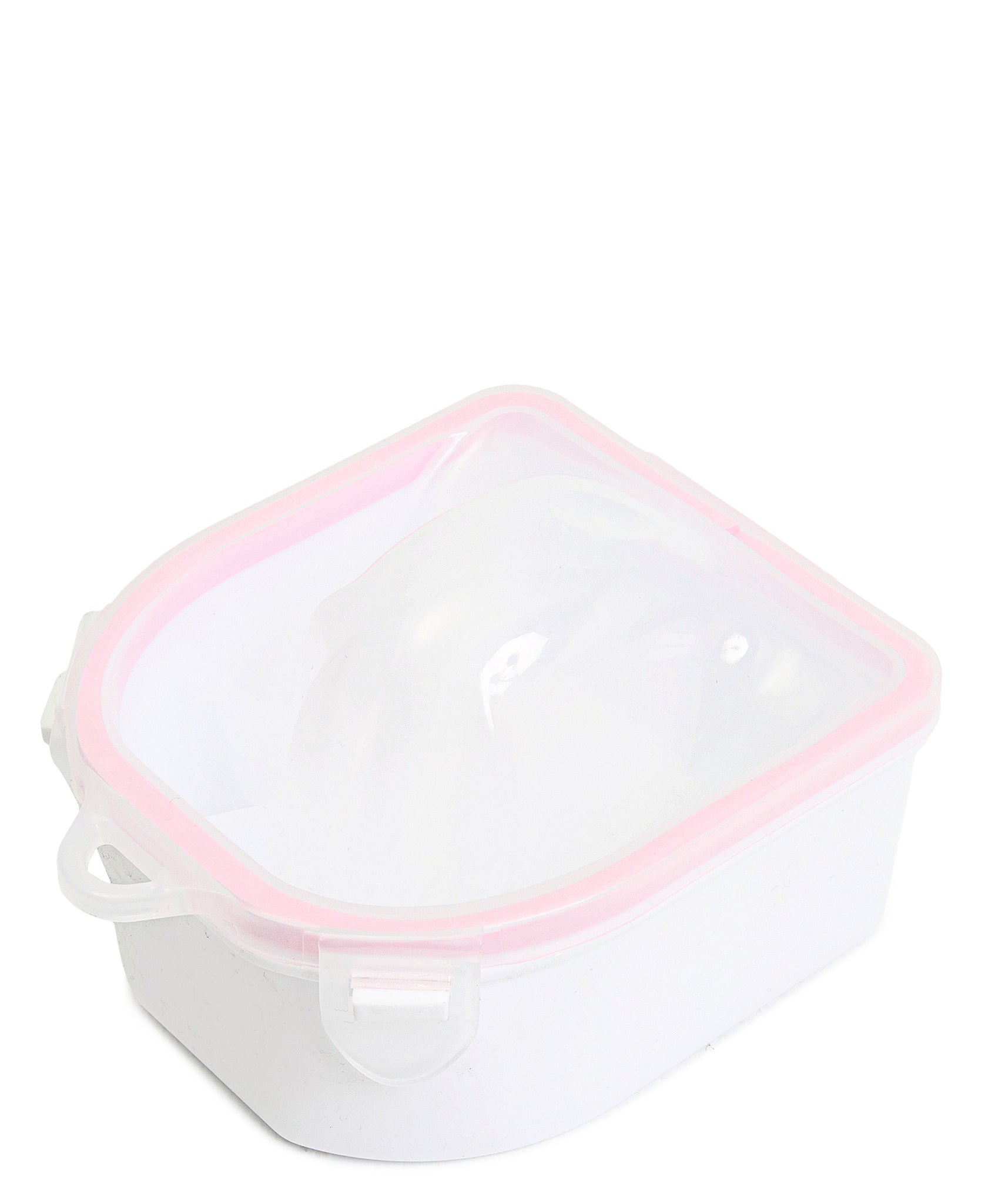 5 Fingers Nail Soaking Bowl - Pink