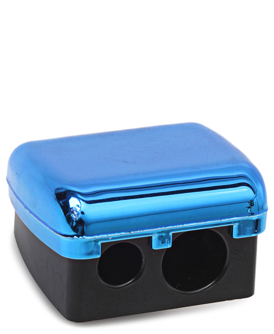 Makeup Pencil Sharpener - Blue