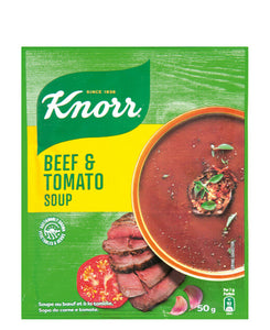 Knorr 50g Beef & Tomato Soup - Green