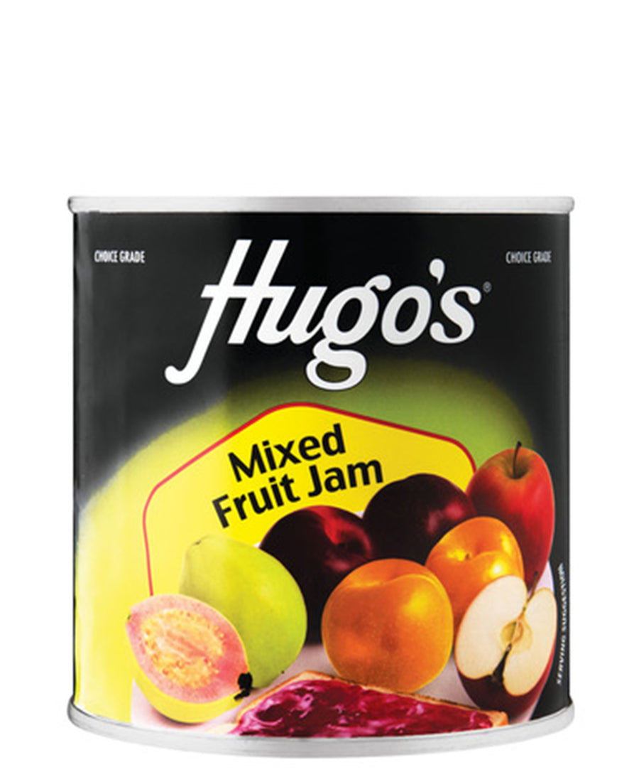 Mix Fruit Jam 450g - Red