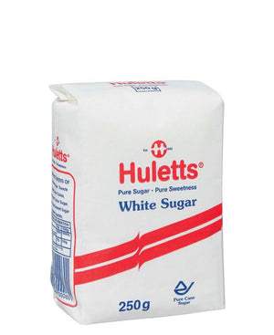 Huletts 250g White Sugar - White