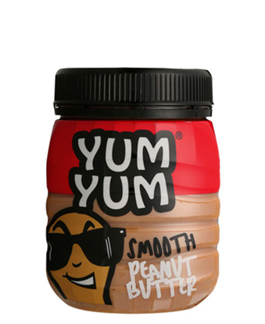 Smooth Peanut Butter 400g - Red