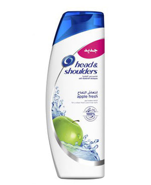Apple Fresh Shampoo 200ml - White