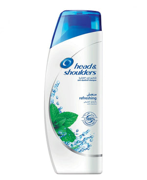 Menthol Fresh Shampoo 200ml - White