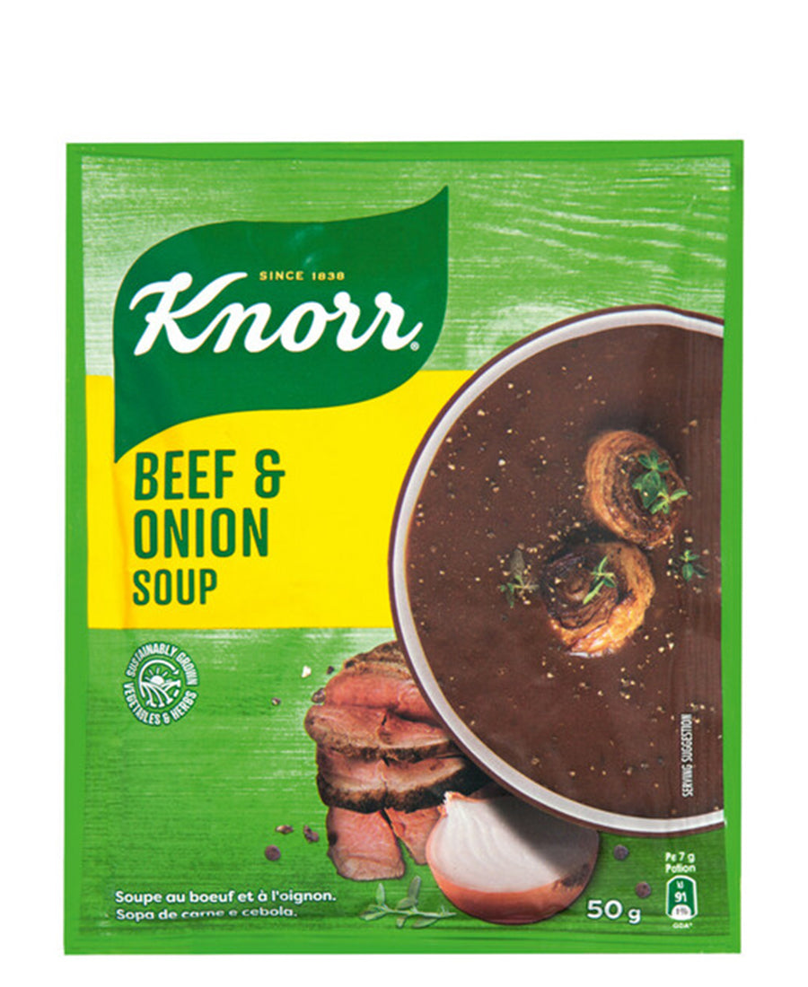 Knorr 50g Beef & Onion Soup - Green