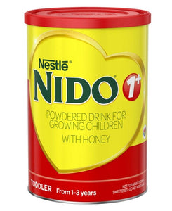 Nestle Nido +1   1.8Kg - Yellow