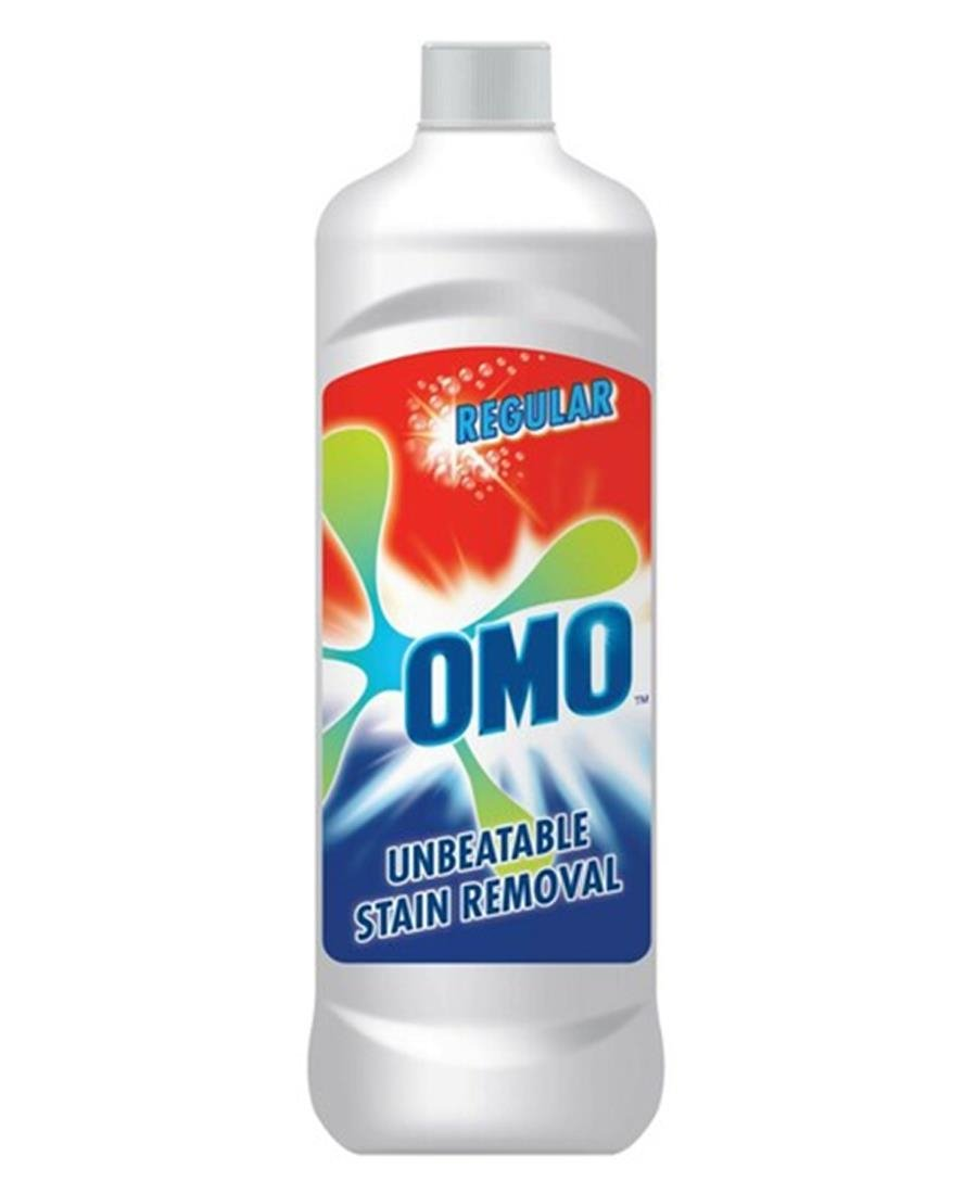 Omo Bleach Regular 750ml - Clear