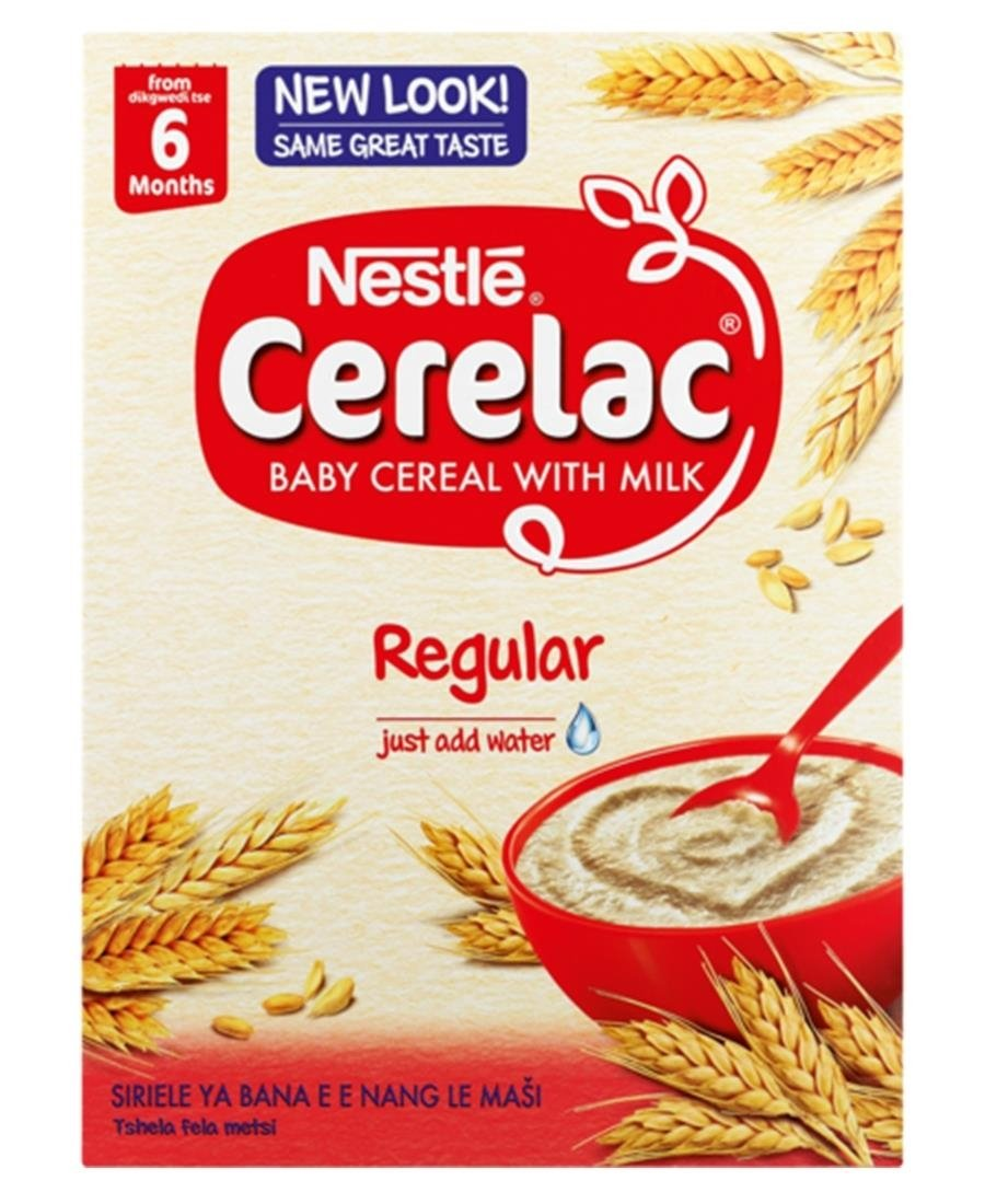 Cerelac Regular 250g - Black