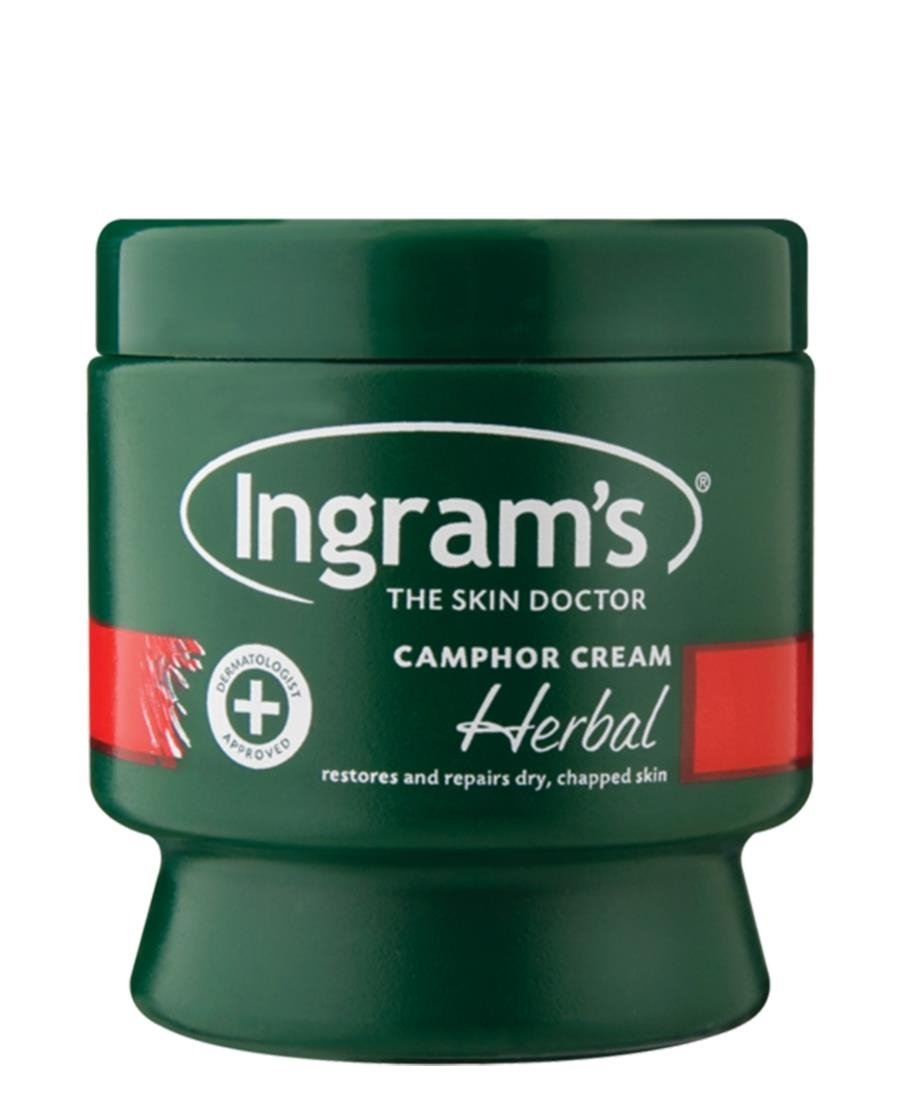 Ingrams Camphor Cream 500g - Green