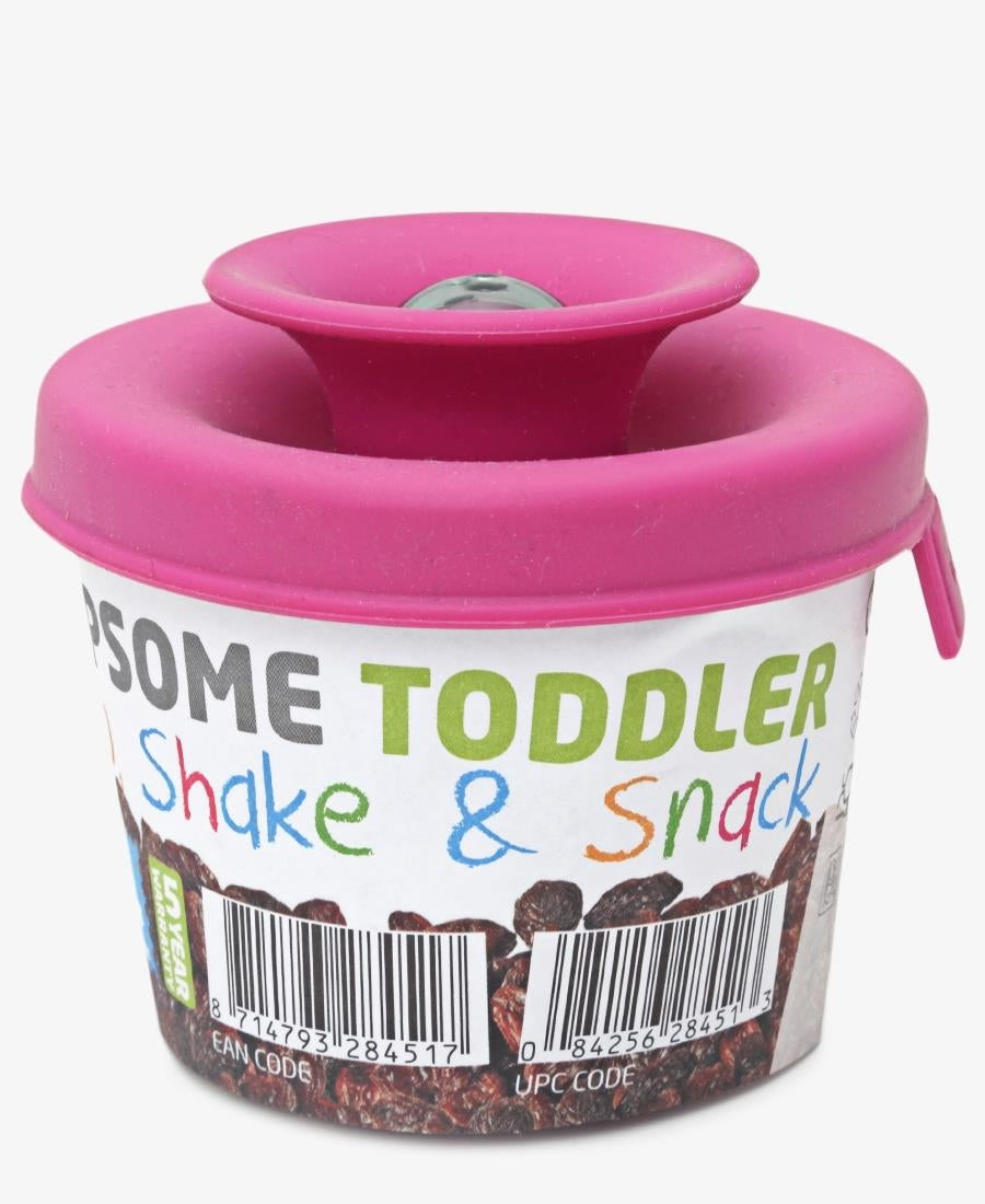 Popsome Toddler Container - Pink