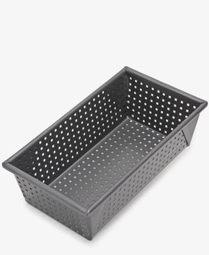 Eetrite 23cm Crispy Baking Loaf Pan - Grey