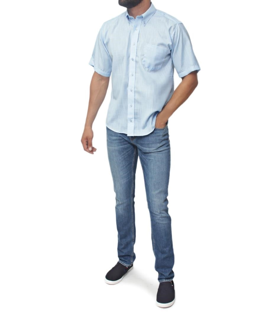 Regular Fit Shirt - Blue