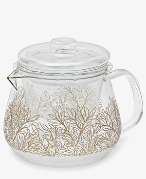 Eetrite 520ml Teapot With Infuser  - Clear