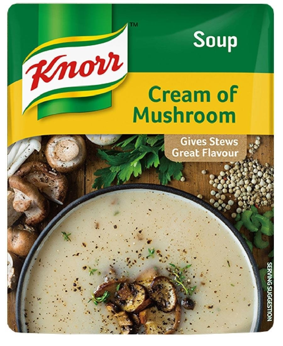 Knorr Soup cream of mushroom 61g - Green