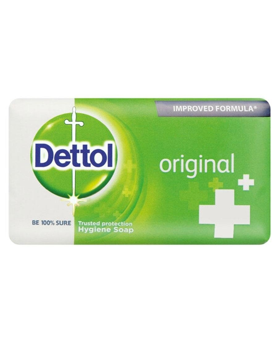 Dettol Hygiene Soap 150g - Green