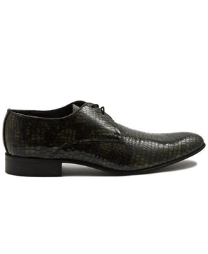 Saddle Shoe - Black