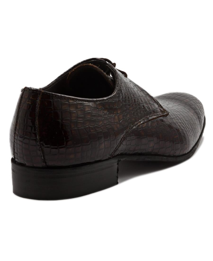 Saddle Shoe - Brown