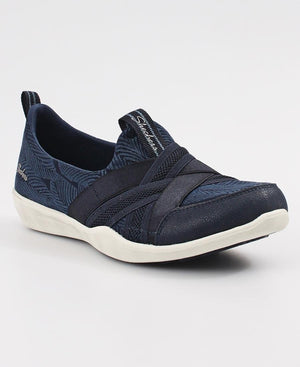 Ladies' Newbury ST Sneakers - Navy