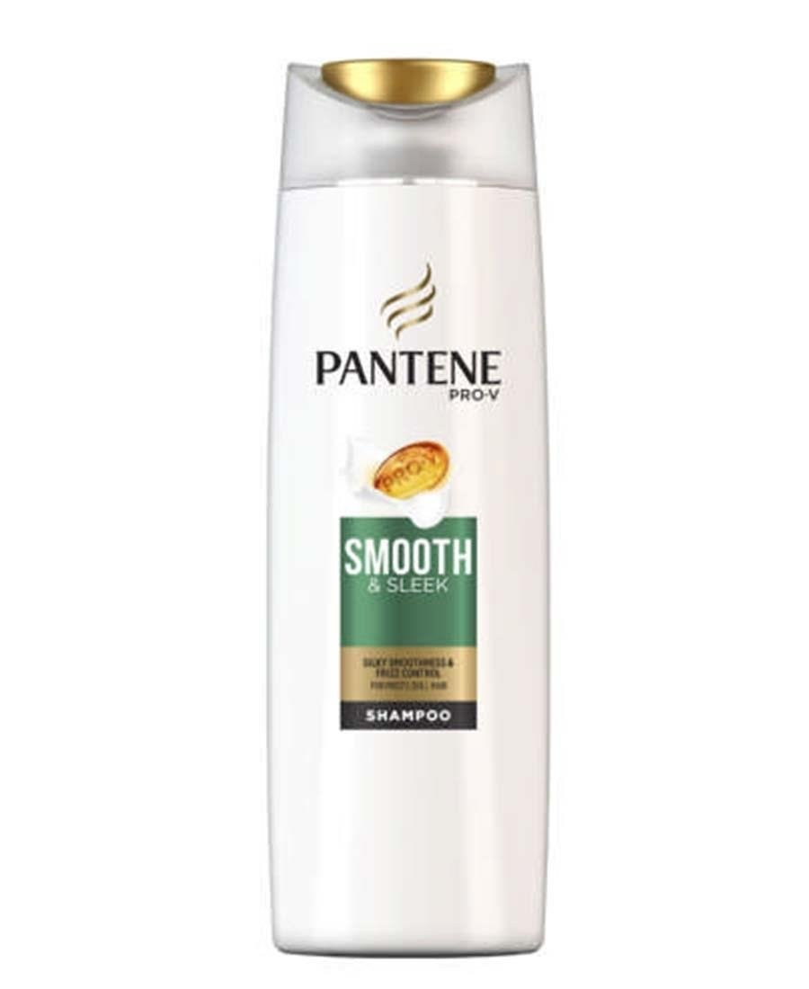 Pantene Shampoo Smooth & Sleek 400ml - Beige