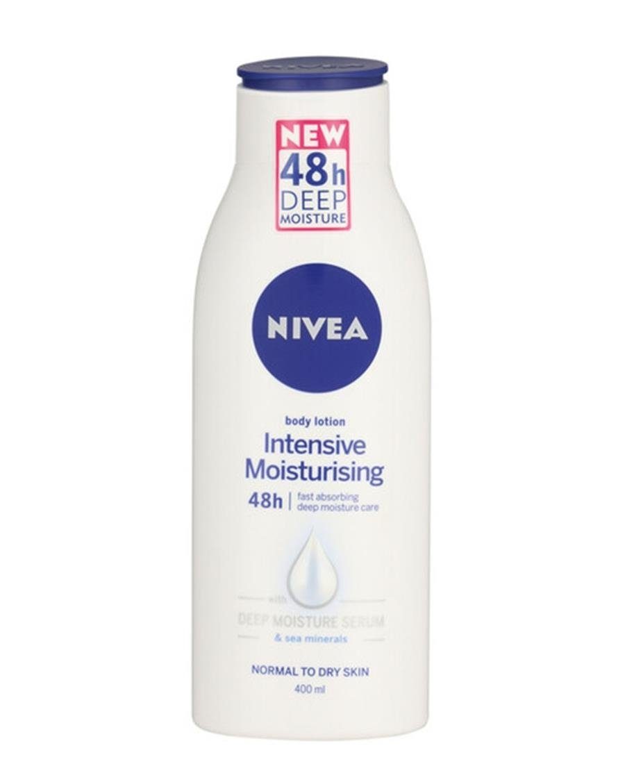 Nivea Body Moisturiser 400ml - Navy