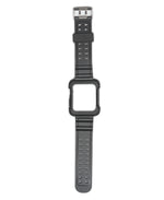 44mm Apple Watch Band With Cover - Black