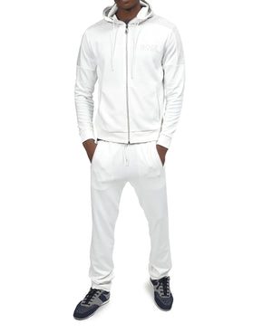 Hugo Boss Sweatshirt - White