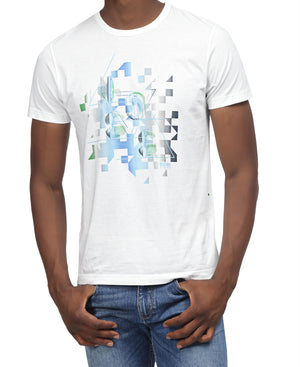 Regular Fit Hugo Boss T-Shirt - White