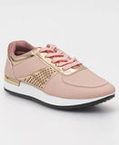 Ladies' Storm Sneakers - Mink
