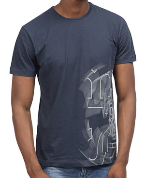 Regular Fit Hugo Boss T-Shirt - Navy