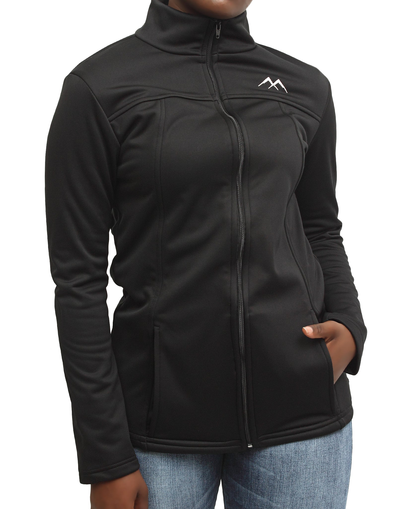 Soft Shell Jacket - Black