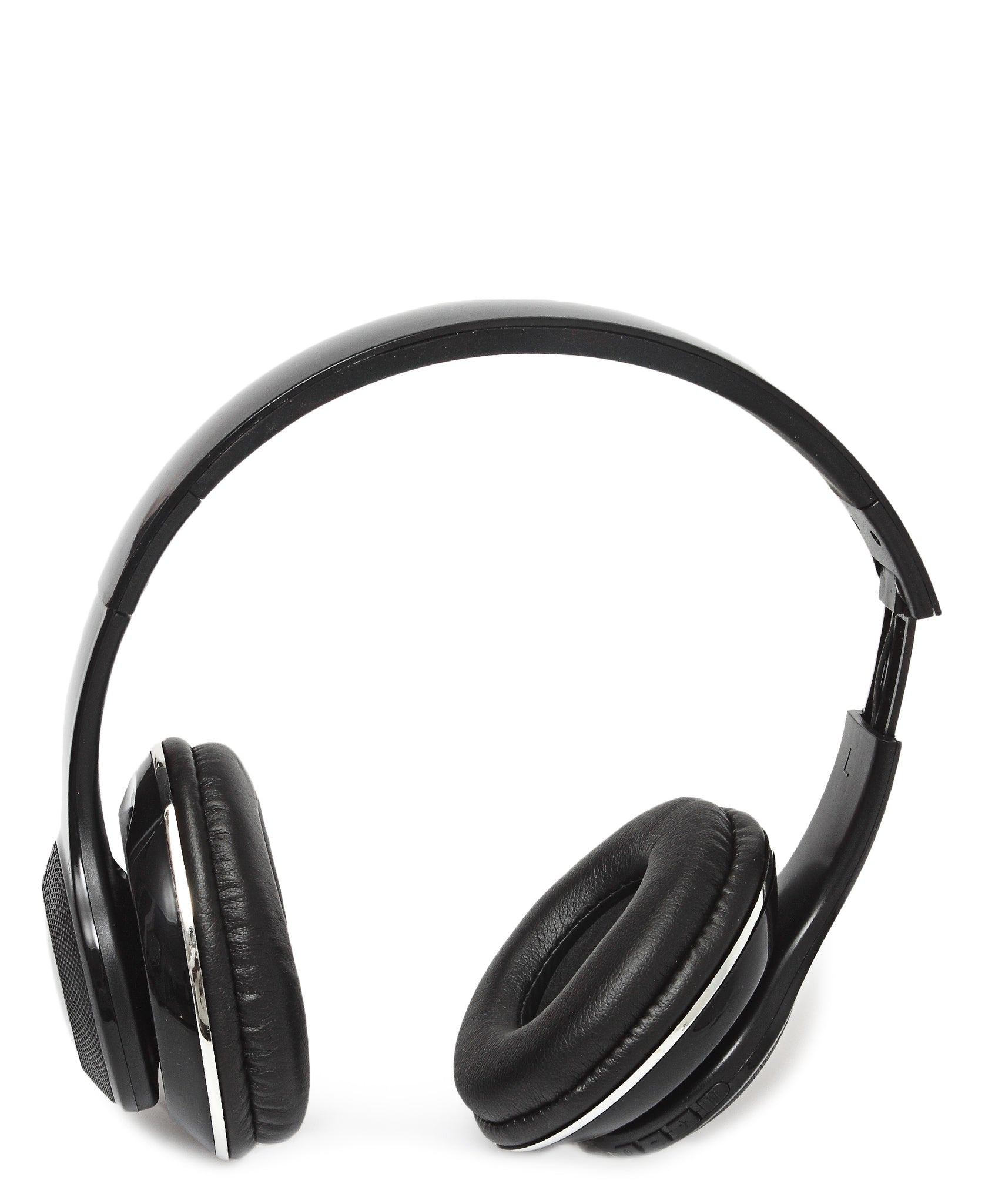 Bluetooth Wireless Headphones - Black