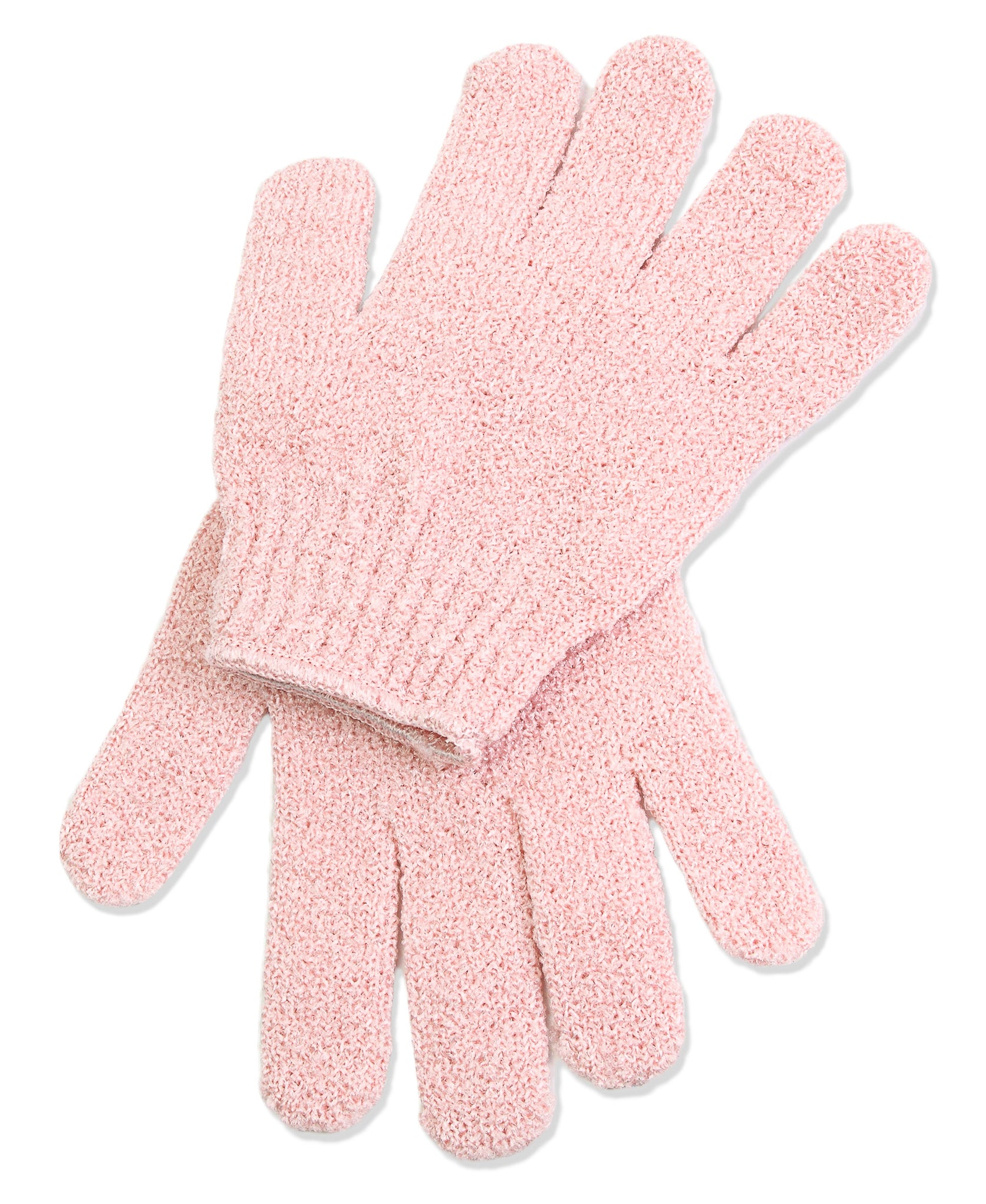 Bath Gloves - Pink