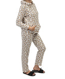 2 Piece Pyjamas - Brown