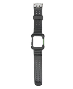 40mm Apple Watch Band With Cover - Green