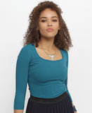 Bodysuit - Teal