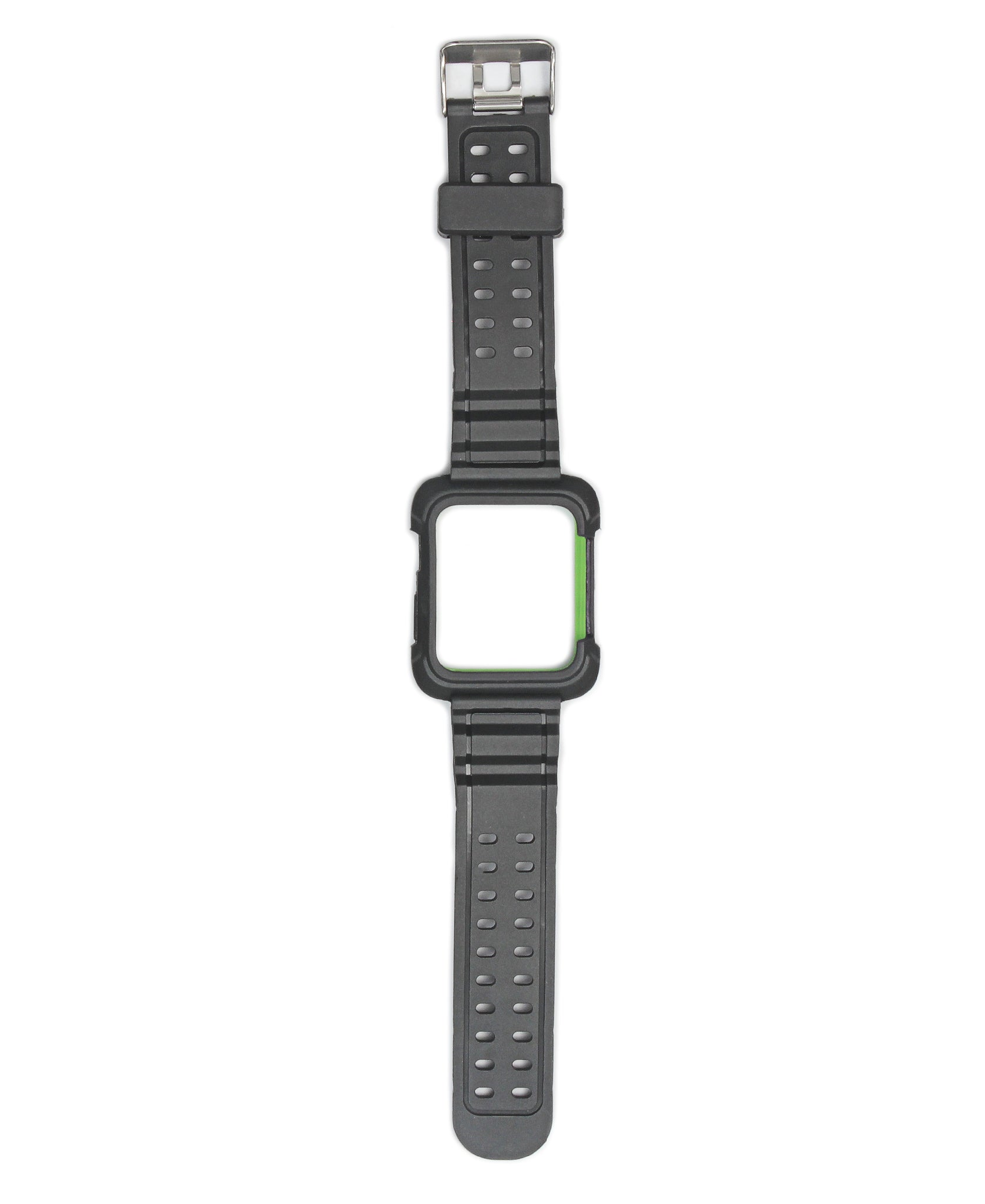 44mm Apple Watch Band With Cover - Green