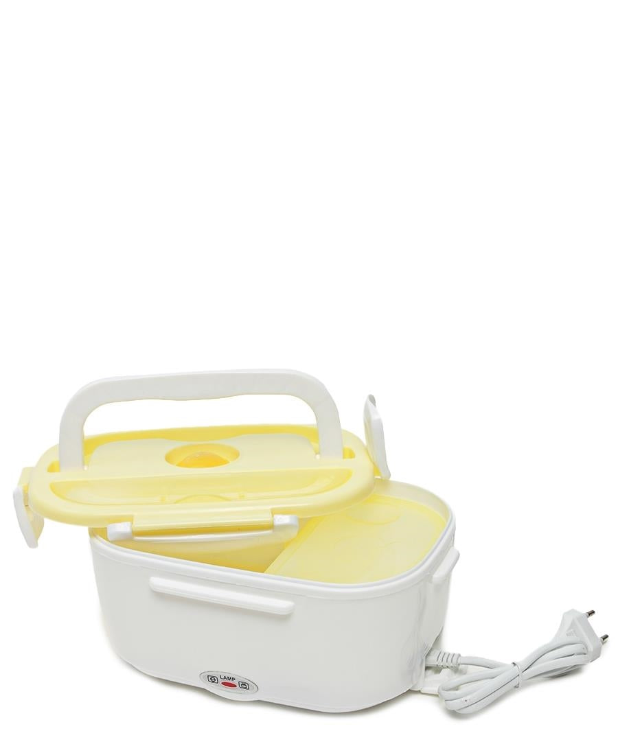 2 In 1 Electric Lunch Box/Warmer - Yellow