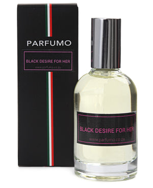 Black Desire For Her Inspired By Si Giorgio Armani - Black Desire