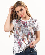 Printed T-Shirt - Grey