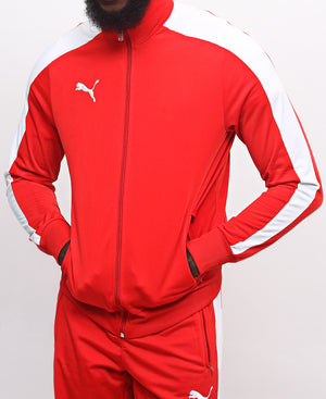 Forever Faster T7 Jacket - Red