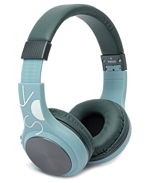 Wireless Headphones - Blue