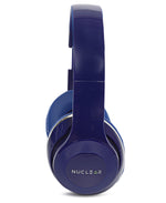 Bluetooth Wireless Headphones - Blue