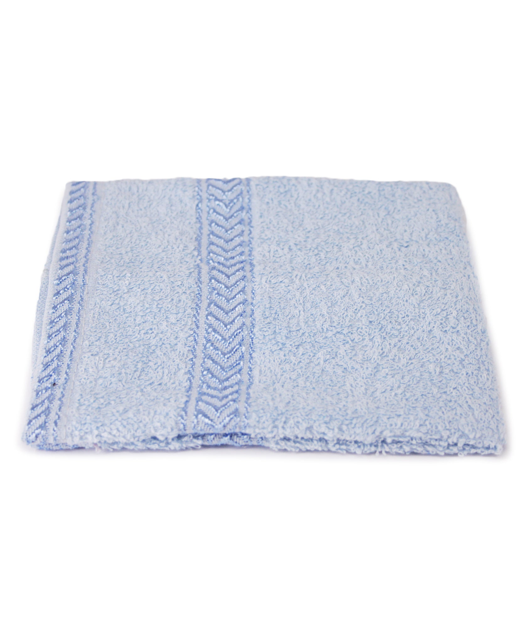 Face Cloth - Blue