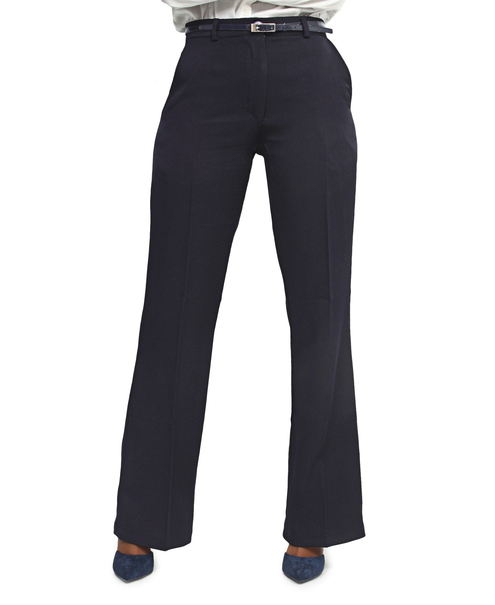 Formal Pants - Navy