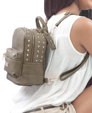 Backpack  - Taupe