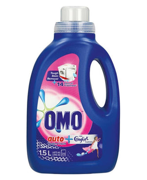 Omo Auto Liquid 1.5L - White
